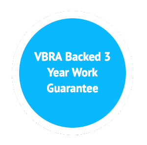 CTA VBRA Backed 3 year Guarantee